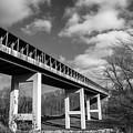 Smolen Covered Bridge  by John McGraw
