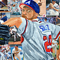 Smoltz by Michael Lee