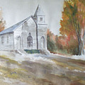Smyth Chapel, Emory, Virginia by Jim Stovall