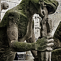 Snack Time At Notre Dame by Joan Carroll