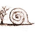 Snail by Lilianna Hakhverdyan
