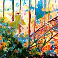 Snake River Bridge by Catherine Sprague