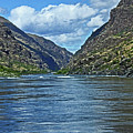 Snake River Hells Canyon by Ira Marcus