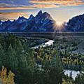Snake River Overlook by John Christopher