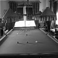 Snooker Room by Lauri Novak