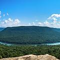 Snooper's Rock Overlook by Van Sutherland
