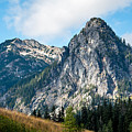 Snoqualmie Mountain by Susie Weaver