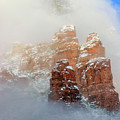 Snow 07-102 by Scott McAllister