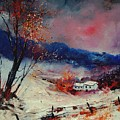 Snow 569020 by Pol Ledent