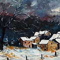 Snow 57 by Pol Ledent