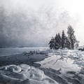 Snow And Ice  by Mikael Jenei