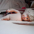 Snow Baby by Crescentia Mello