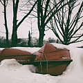 Snow Boats by Mark Miller