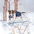 Snow Bound by Daniel Shuford