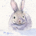 Snow Bunny by Marsha Karle