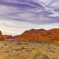 Snow Canyon by Ches Black