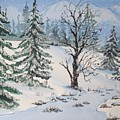 Snow Covered by Don Hand