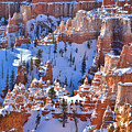 Snow Covered Fairyland by Ray Mathis