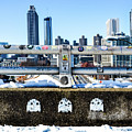Snow Day In The A by Kennard Reeves