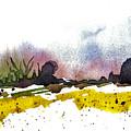 Snow Field by Tonya Doughty
