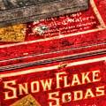 Snow Flake Sodas 767 by Jerry Sodorff