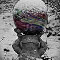 Snow Frog by Teresa Mucha