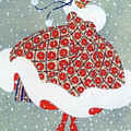 Snow Girl by Grant Island Vintage
