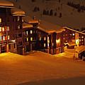 Snow Glow by Harry Warrick