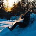 Snow Hill by Miranda Strapason