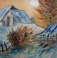Snow House by Murali S