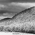 Snow In The Hills by Bill Wakeley