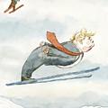 Snow Job by Barry Blitt