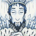 Snow King Slumbers by Amy S Turner
