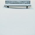 Snow Minimalist by Kristopher Schoenleber