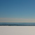 Snow On The Beach by MingTa Li