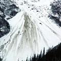 Snow Then Land Slide by Ron Bissett