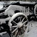 Snow Wagon by Jennifer Sensiba