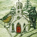 Snowbirds Visit St. Paul by Kim Jones