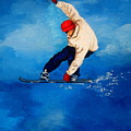 Snowboard by Shasta Eone