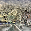Snowbound by Evelina Kremsdorf