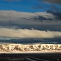 Snowcaped Peaks by Werner Rolli