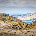 Snowdonia Landscape by Nick Bywater