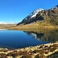 Snowdonia Panorama by Mo Barton