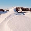 Snowdrift  by Michael Peychich