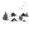 Snowed In by Gareth Davies