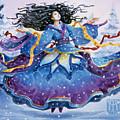 Snowfall by Melissa A Benson