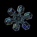 Snowflake Photo - High Voltage IIi by Alexey Kljatov