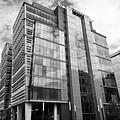 snowhill office development in new financial area of Birmingham UK by Joe Fox