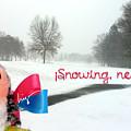 Snowing Nevando by Higo Gabarron