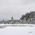 Snowscape by Jouko Lehto